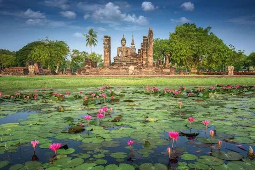 أجمل الأماكن السياحية في شمال تايلند