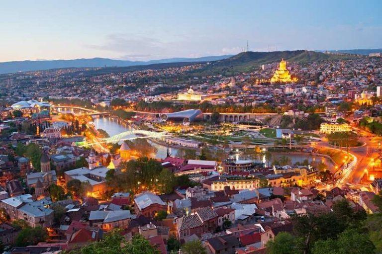 أماكن السهر في تبليسي جورجيا .. دليلك لأفضل أماكن السهر في تبليسي بجورجيا  بحر المعرفة