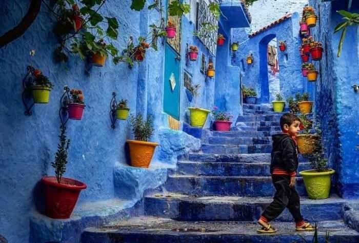 السياحة في مدينة شفشاون | حيث أجمل الوجهات السياحية التى تمتاز بها المغرب