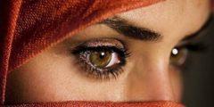 شعر عربي عن العيون