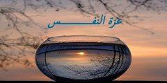 شعر عربي عن عزة النفس