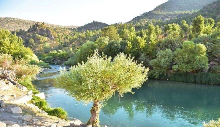 تعرف على نهر الخابور فى تركيا