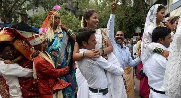 كيفية الزواج في الأمازون