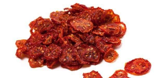 طريقة تجفيف الطماطم..تعرف علي الفوائد الطبية للطماطم المجففة