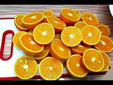 طريقة حفظ البرتقال ..تعرف على طريقة حفظ أشهر فاكهة الشتاء ………