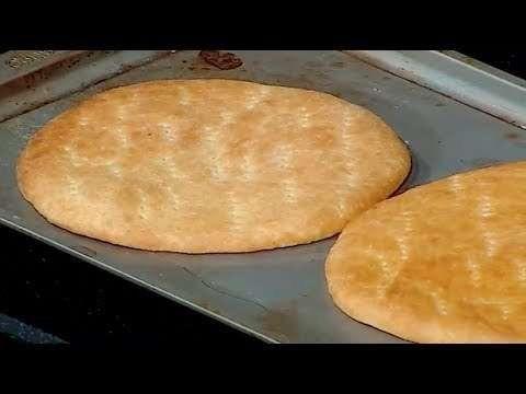 طريقة عمل خبز التميس الافغاني .. طريقة إعداد صنع خبز التميس الافغانى ..
