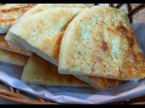 طريقة تحضير خبز التميس بالجبن