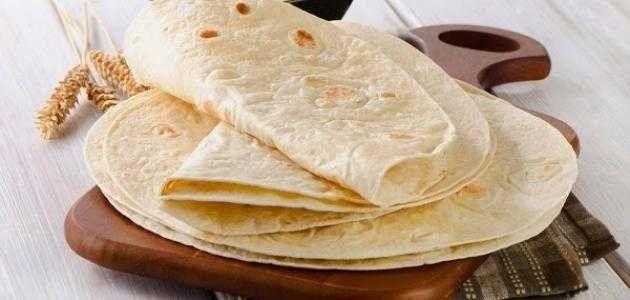 طريقة عمل خبز الرقاق المصري