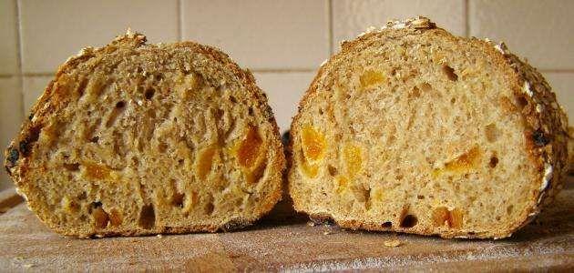 طريقة تحضير خبز الشوفان