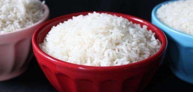 طريقة عمل رز لذيذ ..نصائح هامة لطبخ رز شهي ولذيذ مع طريقة عمله