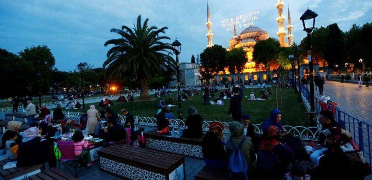 العادات والتقاليد التركية في شهر رمضان
