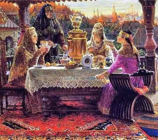 """عادات وتقاليد روسيا..""""الوحدة والتآخى"""" أبرز عادات وتقاليد الشعب الروسى…"""