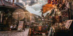 عاصمة البوسنة والهرسك