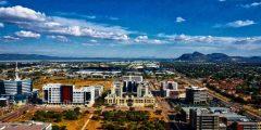 عاصمة دولة بوتسوانا