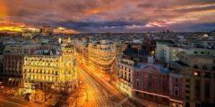 عاصمة دولة إسبانيا