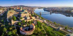 عاصمة هنغاري