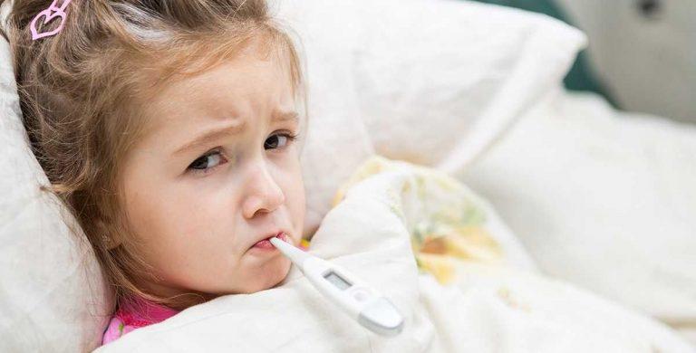 علاج الحرارة عند الأطفال ، أسبابها و أعراضها و طرق قياسها