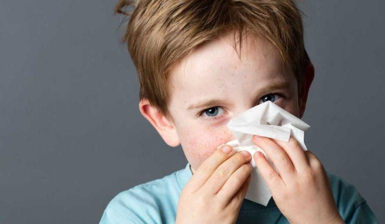 أسباب الرعاف عند الأطفال .. إليك أهم أسبابه وطرق علاجه