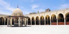 معلومات عن مسجد عمرو بن العاص في القاهرة