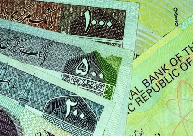 عملة دولة إيران