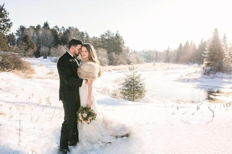 عيوب الزواج في الشتاء .. وكيفية التخطيط لحفل زفاف رائع خلال فصل الشتاء –