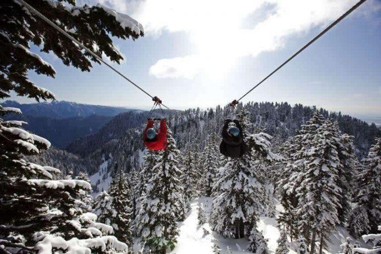 فانكوفر في الشتاء .. تمتع بأفضل الأنشطة الشتوية في فانكوفر الكندية   بحر المعرفة