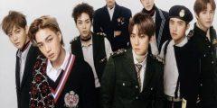 فرقة Exo الكورية