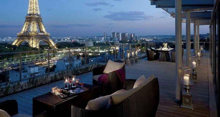 فنادق باريس القريبه من الشانزليزيه .. 4 و 5 نجوم