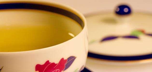 فوائد الشاي الاخضر للسكر .. الشاى الأخضر وأهميته لمرضى السكرى ..