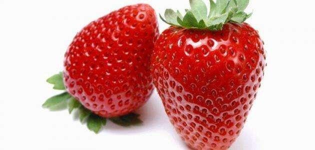 فوائد الفراولة للجسم … تعرف على الفوائد الصحية لفاكهة الفراولة