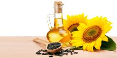 فوائد زيت دوار الشمس للشعر