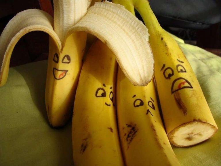 فوائد قشر الموز للذكر