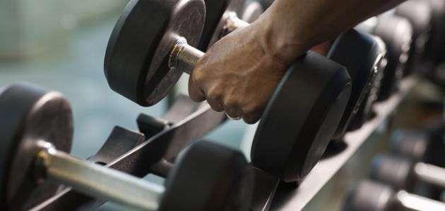 فوائد رياضة الحديد