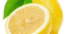 فوائد شرب عصير الليمون على الريق