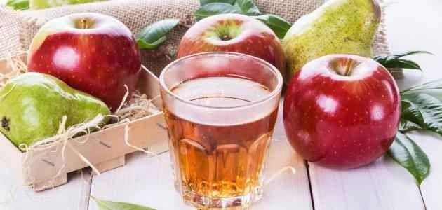 أهمية تناول فاكهة التفاح