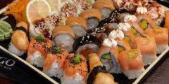 أفضل مطاعم السوشي في القاهرة