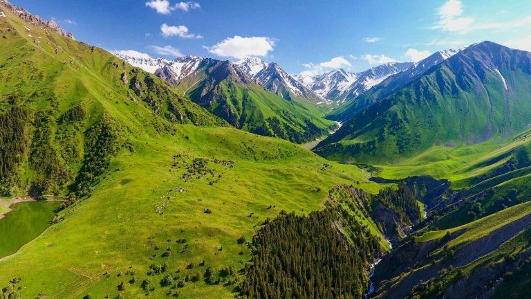 معلومات عن دولة قرغيزستان..أبرز المعلومات عن دولة قرغيزستان