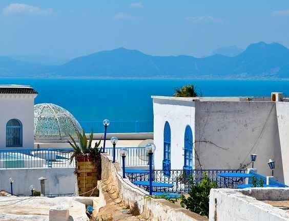 السياحة في تونس الحمامات حيث الرفاهية والمتعة وقضاء أجمل رحلة