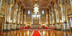 معلومات عن قصر عابدين في القاهرة