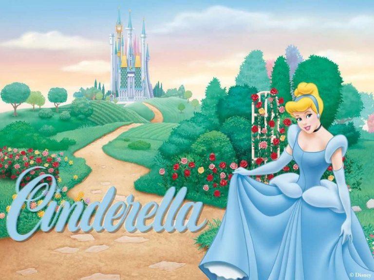 قصة الأميرة سندريلاللأطفال