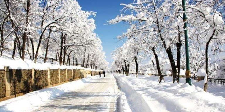 قوبا اذربيجان في الشتاء .. تعرف على مميزات فصل الشتاء في قوبا اذربيجان   بحر المعرفة