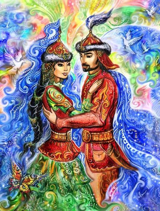 تكاليف الزواج في كازاخستان .. تعرف على التكلفة الإجمالية لإقامة حفل زفاف كازاخستاني