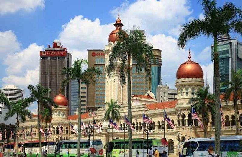 السياحة المجانية في كوالالمبور ماليزيا