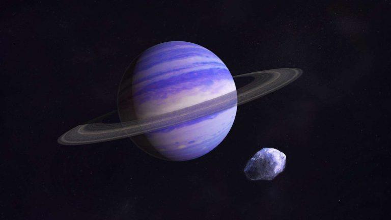 معلومات للاطفال عن كوكب نبتون وعلاقتة بكوكب الأرض وتاريخ اكتشافه