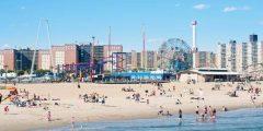 أجمل شواطئ نيويورك