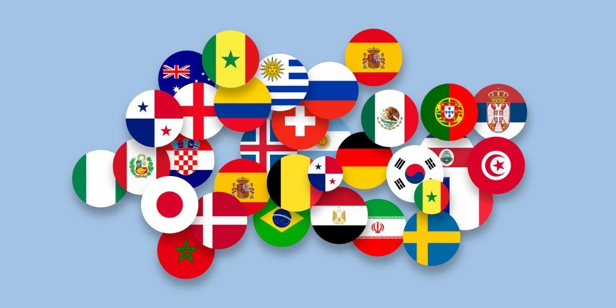 كيفية إنشاء موقع متعدد اللغات