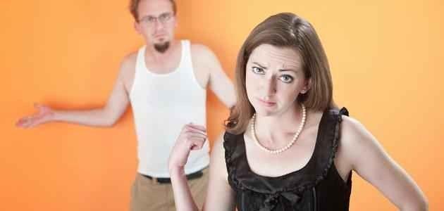 كيفية التعامل مع الزوجة النكدية – تعرف على اهم الطرق التي يتبعها الرجل نحو زوجته النكدية