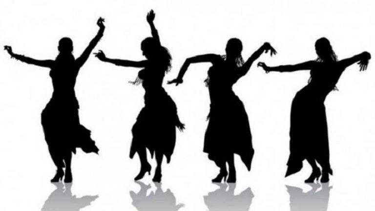 الرقص المصري بالخطوات