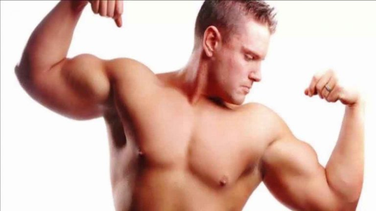 كيفية تنمية عضلاتك بالمنزل