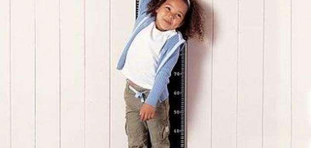 كيف يزداد طول الإنسان ..